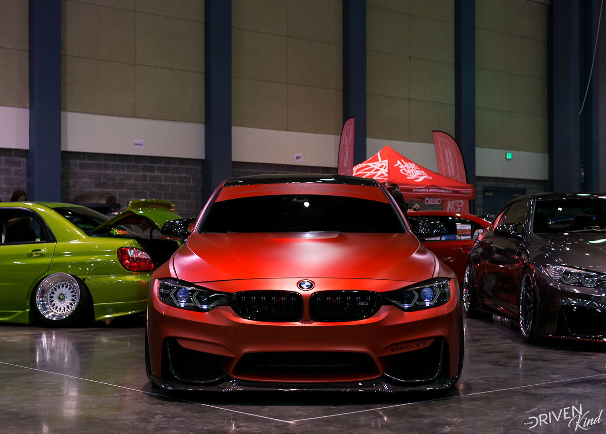BMW 325i STANCENATION FLORIDA PALM BEACH CONVENTION CENTER 2017 Pt. 1 The Driven Kind Coverage