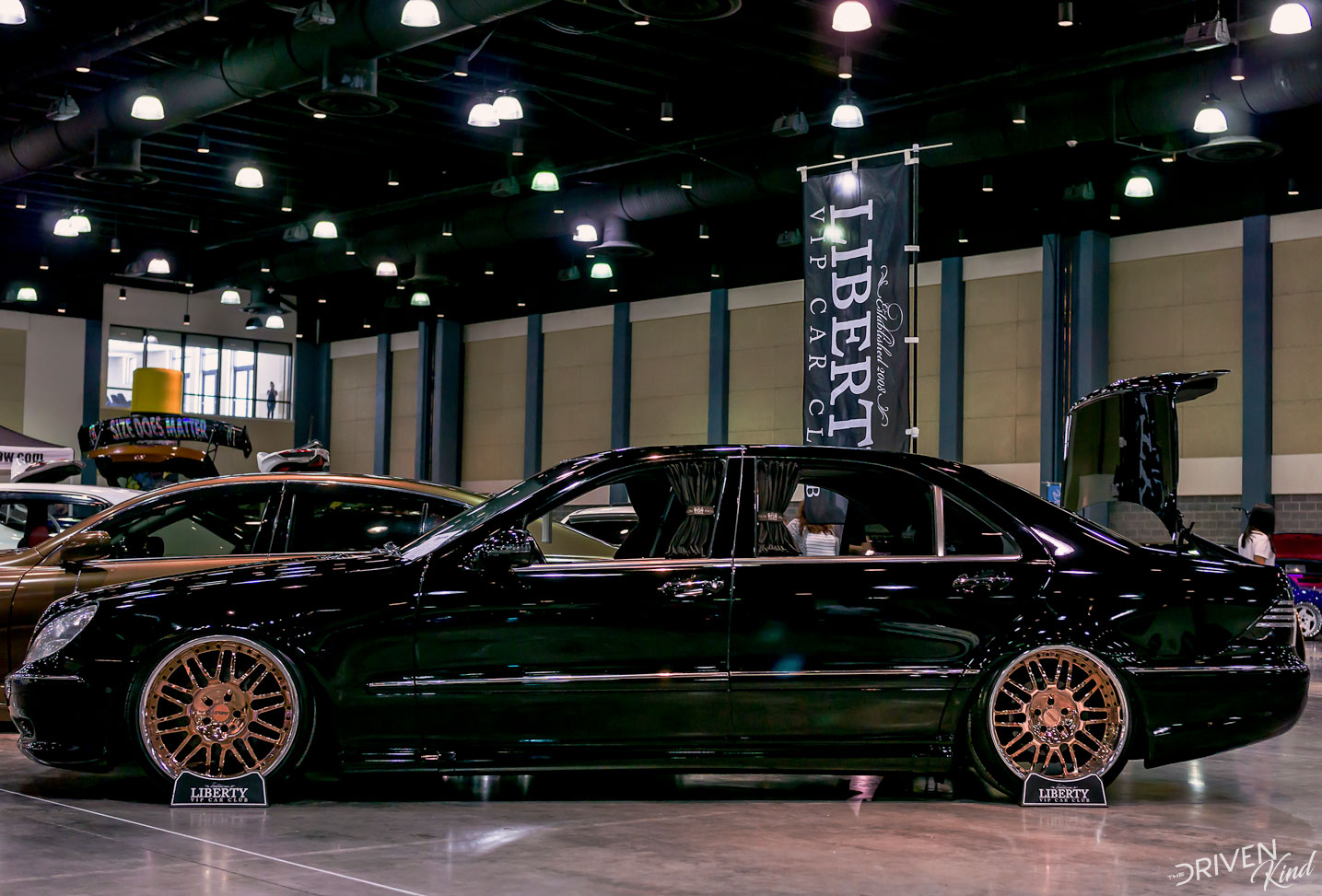 Mercedes STANCENATION FLORIDA PALM BEACH CONVENTION CENTER 2017 Pt. 1 The Driven Kind Coverage