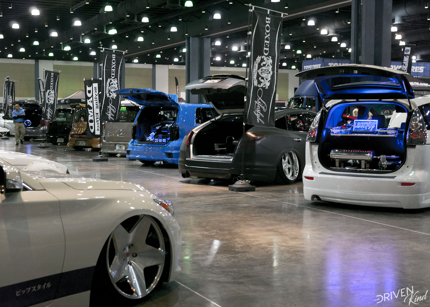 Boxed Lifestyle STANCENATION FLORIDA PALM BEACH CONVENTION CENTER 2017 Pt. 1 The Driven Kind Coverage