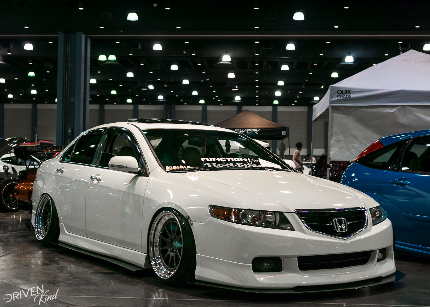 Honda Acura TL STANCENATION FLORIDA PALM BEACH CONVENTION CENTER 2017 Pt. 2 The Driven Kind Coverage