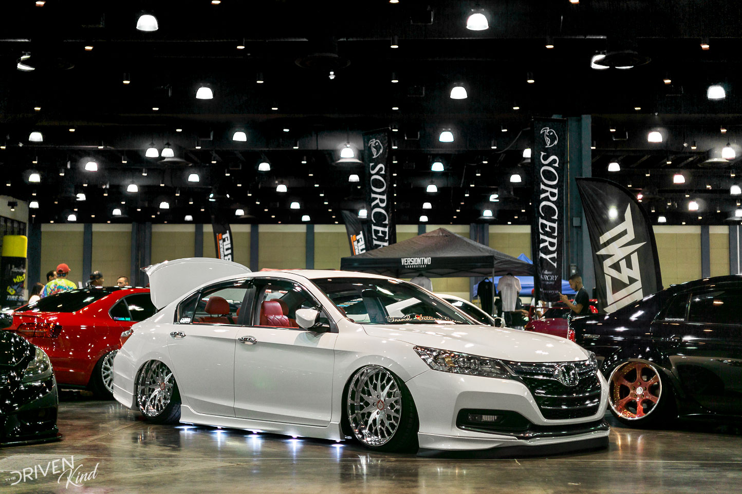 Stancenation Florida Palm Beach Convention Center May 2017 37 Honda Accord Jdm