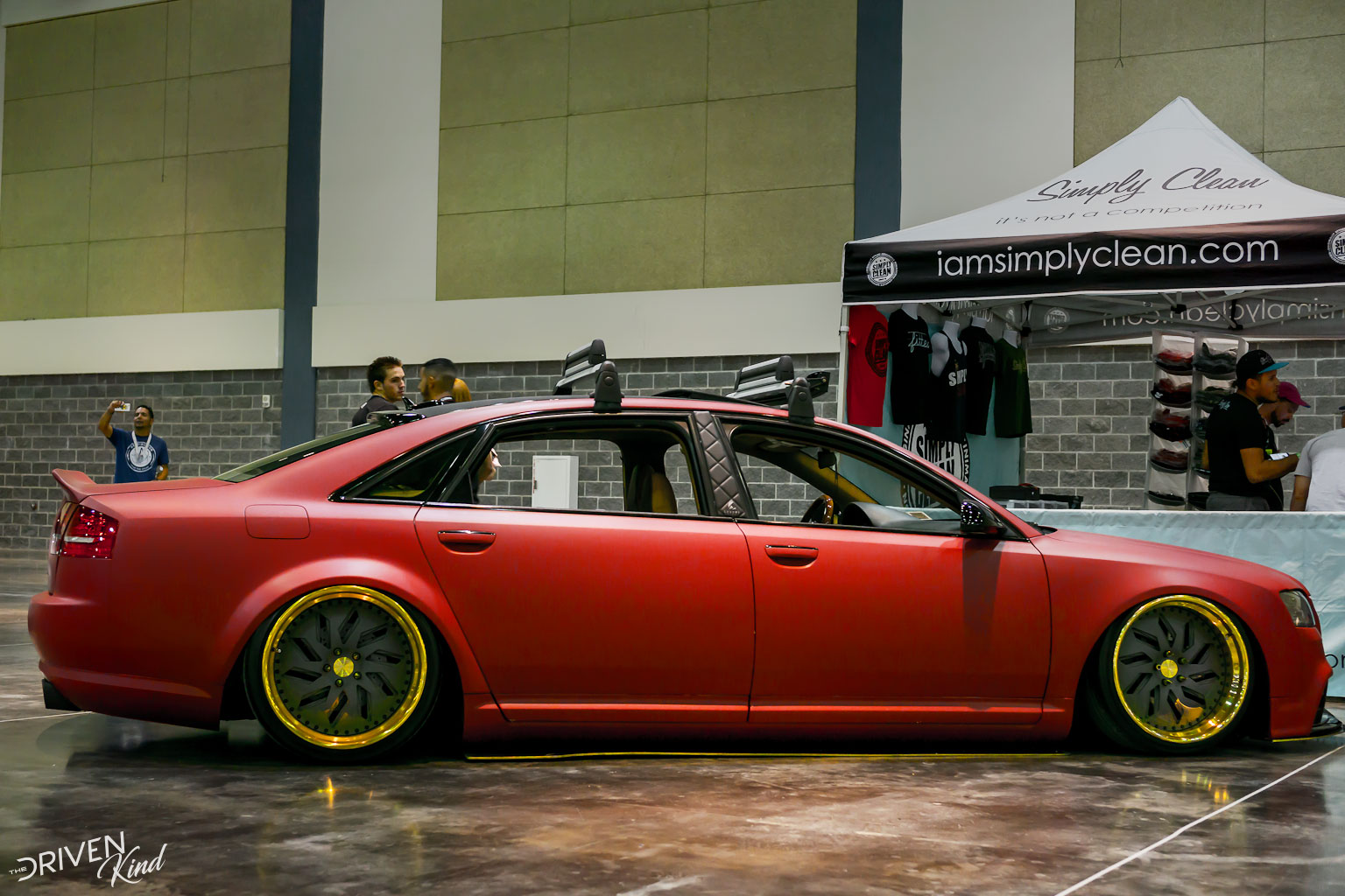Acura STANCENATION FLORIDA PALM BEACH CONVENTION CENTER 2017 Pt. 2 The Driven Kind Coverage