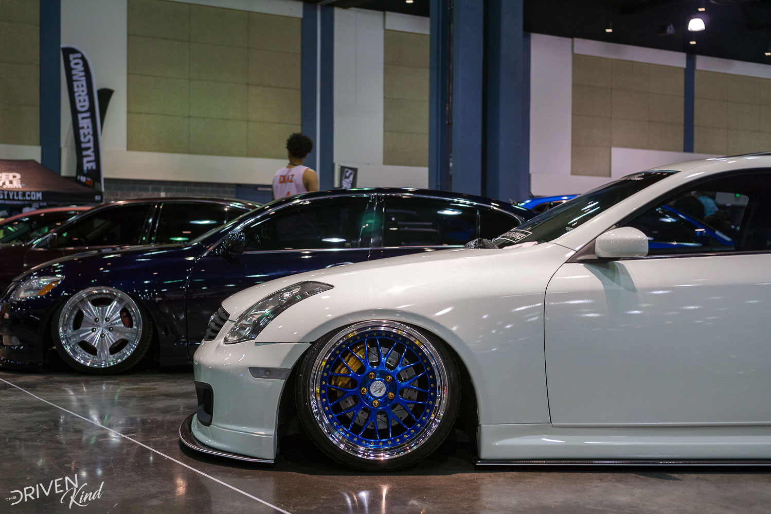 Infiniti G35 STANCENATION FLORIDA PALM BEACH CONVENTION CENTER 2017 Pt. 2 The Driven Kind Coverage