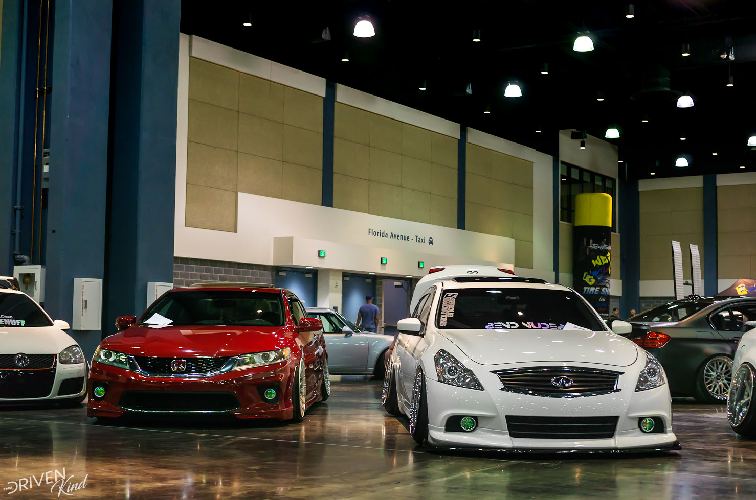 Infiniti STANCENATION FLORIDA PALM BEACH CONVENTION CENTER 2017 Pt. 2 The Driven Kind Coverage