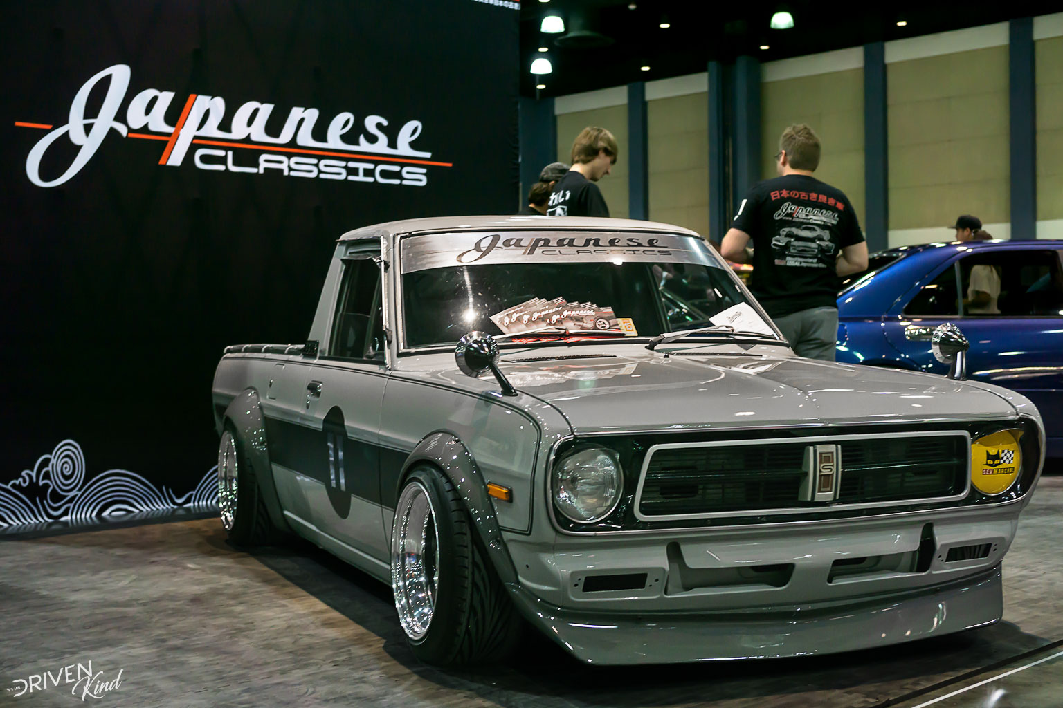 Datsun Pickup STANCENATION FLORIDA PALM BEACH CONVENTION CENTER 2017 Pt. 2 The Driven Kind Coverage