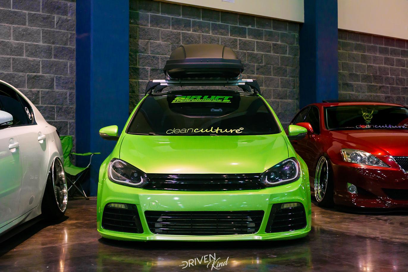 VW GTI STANCENATION FLORIDA PALM BEACH CONVENTION CENTER 2017 Pt. 2 The Driven Kind Coverage