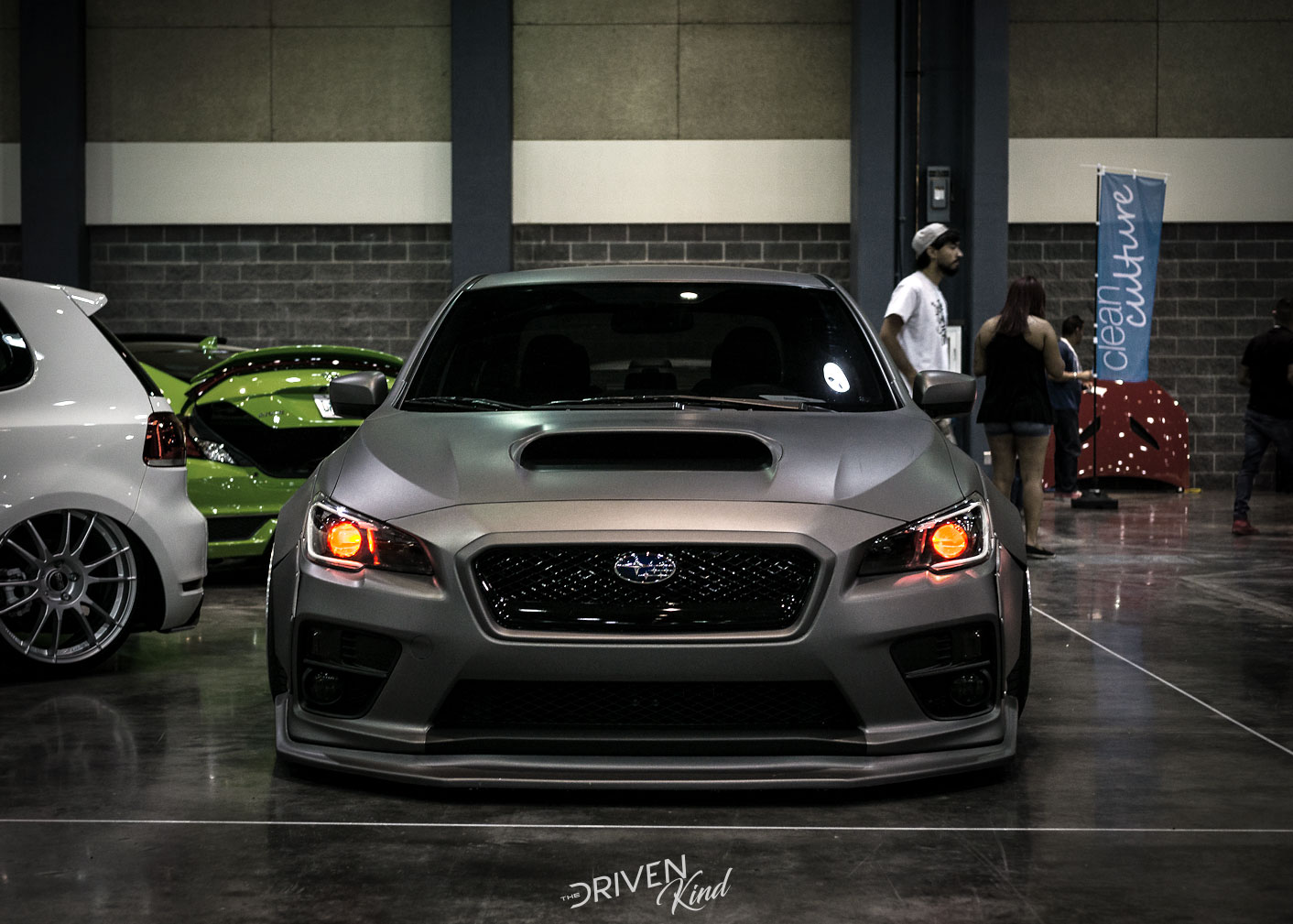 Subaru WRX STI STANCENATION FLORIDA PALM BEACH CONVENTION CENTER 2017 Pt. 1 The Driven Kind Coverage