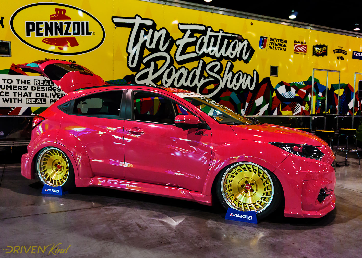 Tuner Evolution Car Show Coverage Daytona Beach by The Driven Kind