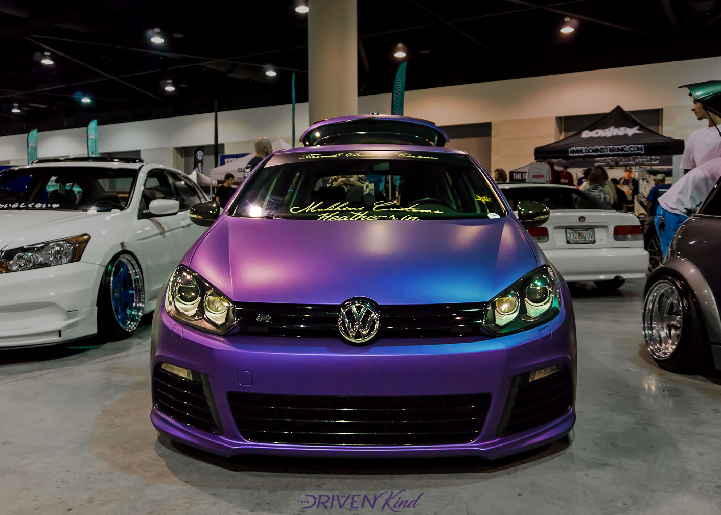 VW GTI Tuner Evolution Car Show Coverage Daytona Beach by The Driven Kind