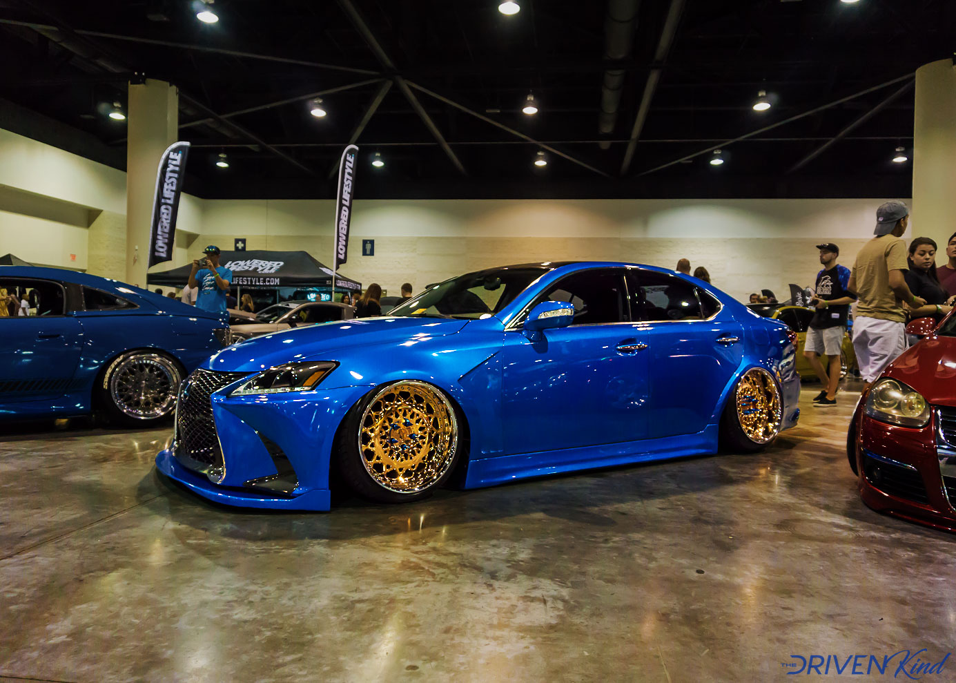 Lexus IS350 Tuner Evolution Car Show Coverage Daytona Beach by The Driven Kind