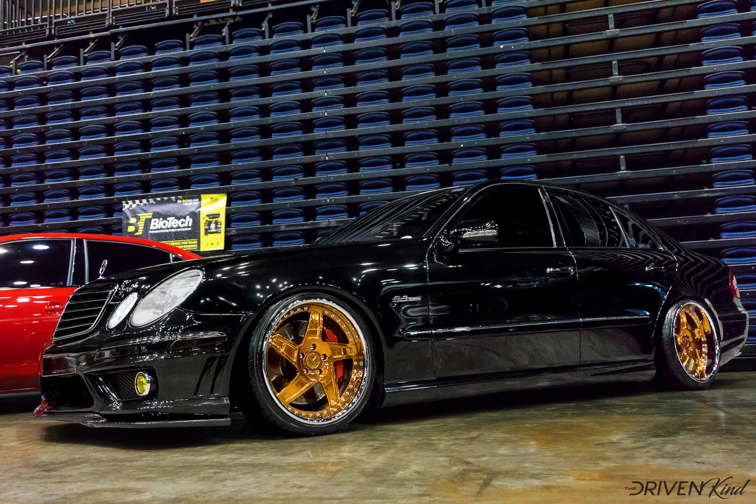 Mercedes Stance Tuner Evolution Car Show Coverage Daytona Beach by The Driven Kind