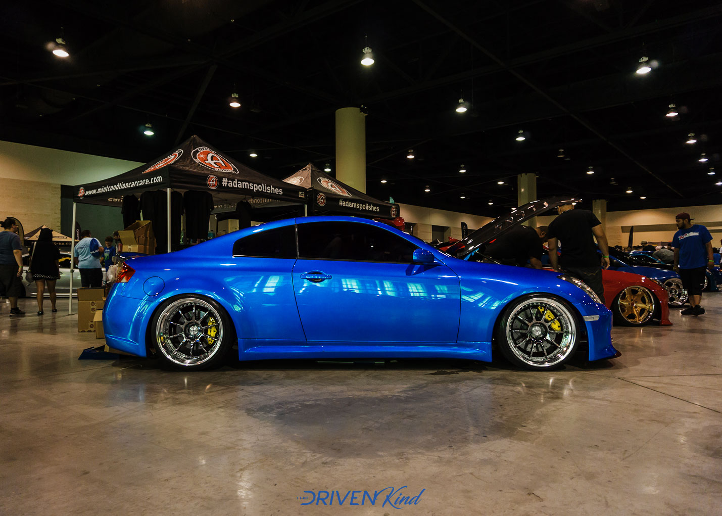 Infiniti G35 Coupe Tuner Evolution Car Show Coverage Daytona Beach by The Driven Kind