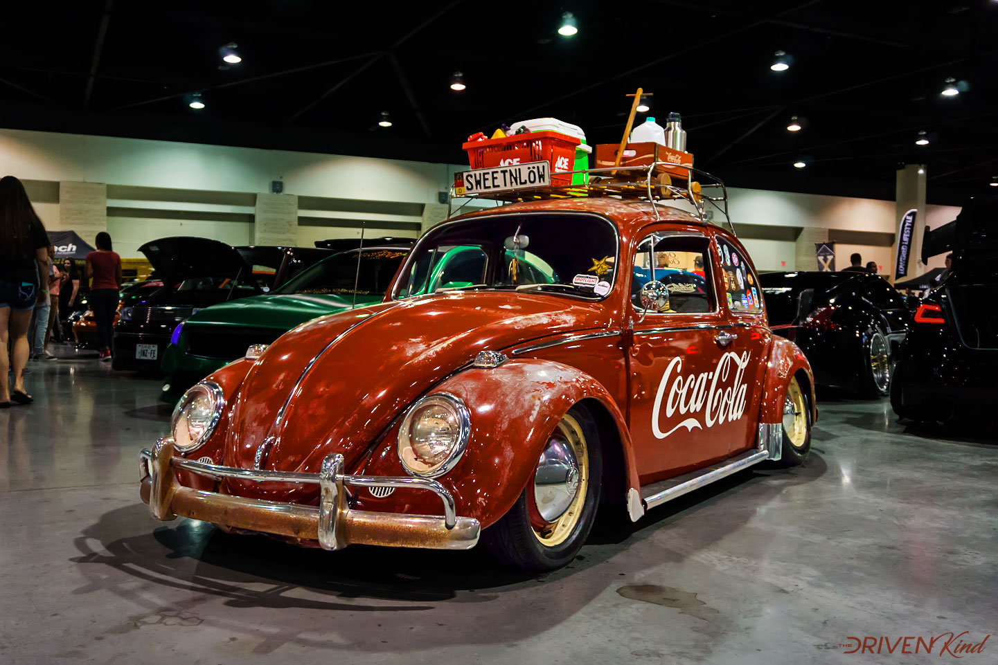 Classic VW Beetle Tuner Evolution Car Show Coverage Daytona Beach by The Driven Kind