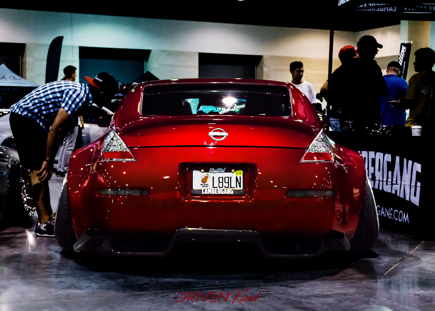 Nissan 370Z Tuner Evolution Car Show Coverage Daytona Beach by The Driven Kind