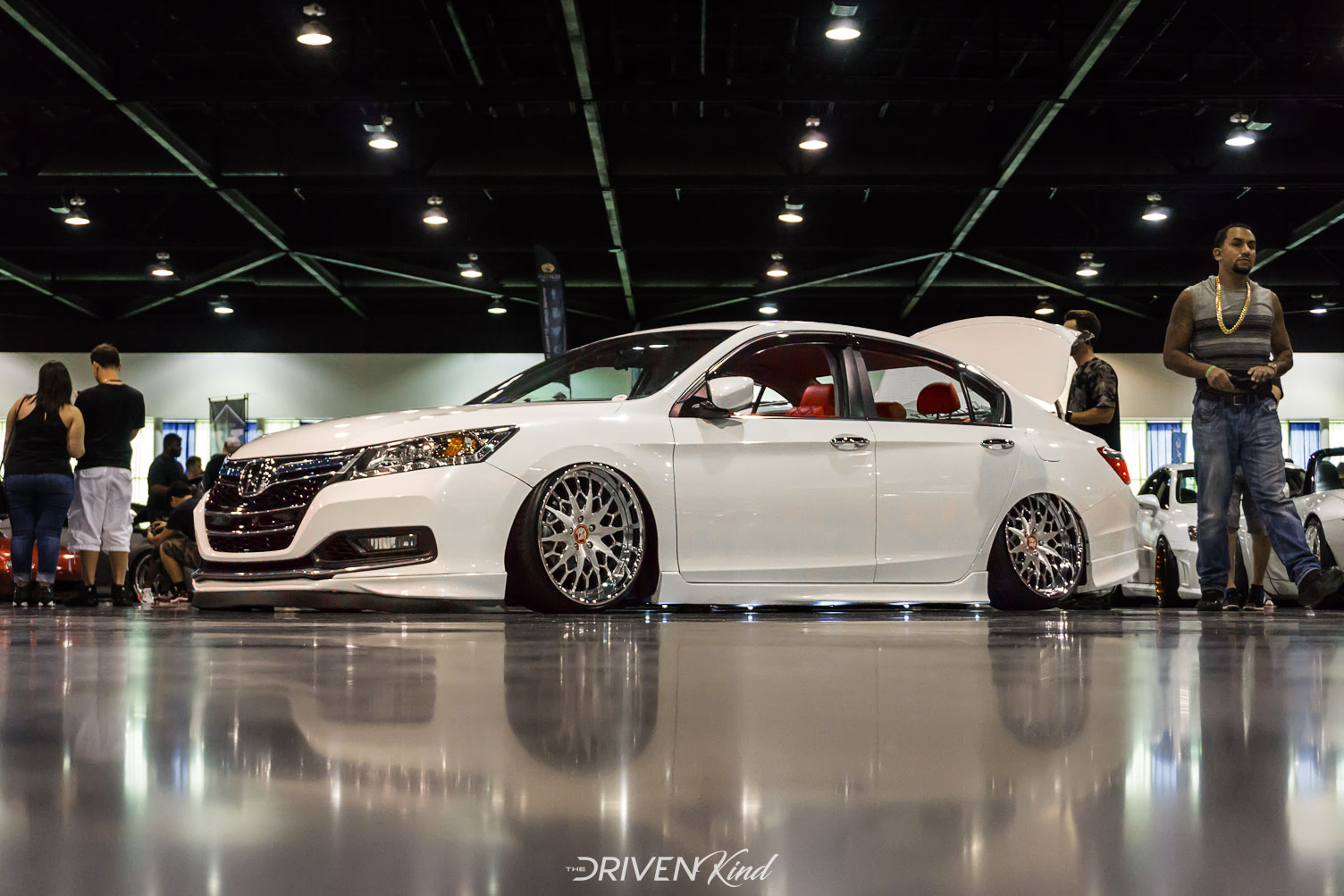 Honda Accord Mugen Tuner Evolution Car Show Coverage Daytona Beach by The Driven Kind