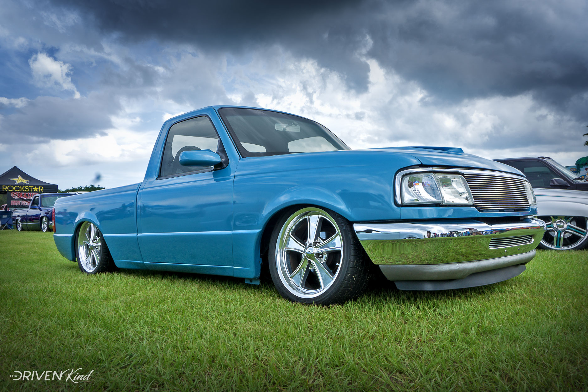 DWN TYME mini truck and lowrider car show Vero Beach FL coverage by The Driven Kind