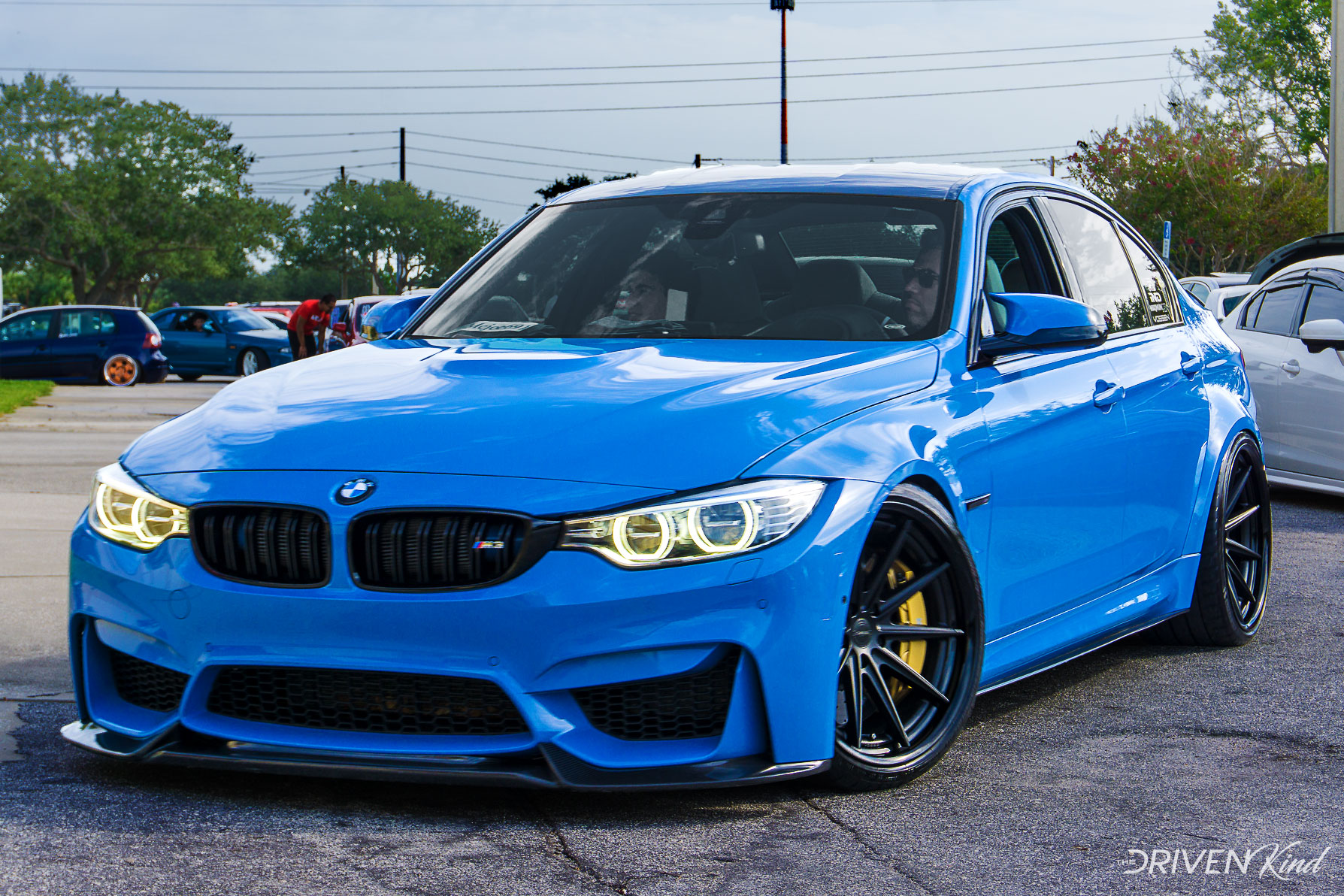 BMW M5 Daily Driven Inc. Presents Florida's Finest Melbourne FL Auditorium coverage by The Driven Kind