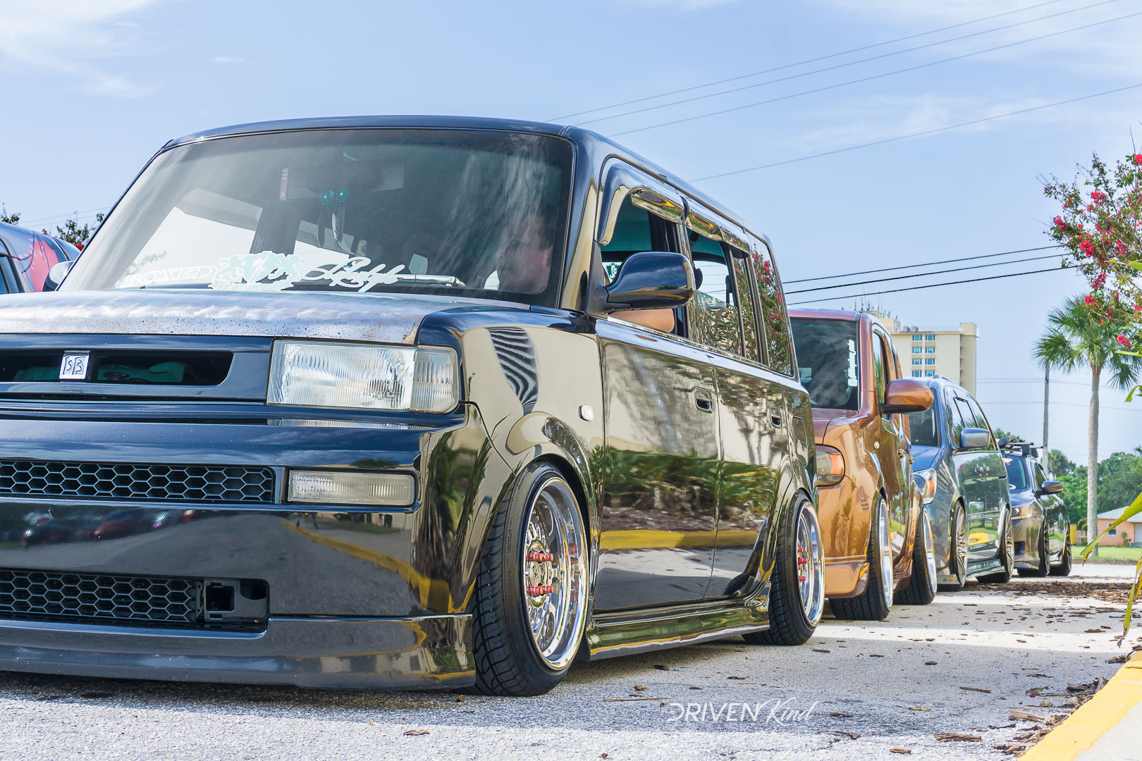 Scion XB Daily Driven Inc. Presents Florida's Finest Melbourne FL Auditorium coverage by The Driven Kind