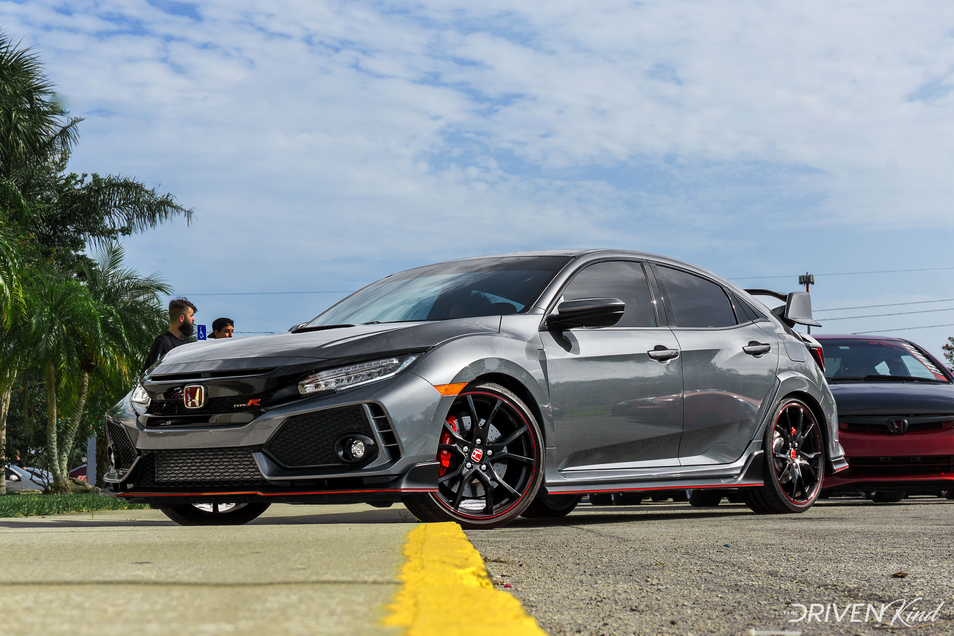 Honda Civic Type R Daily Driven Inc. Presents Florida's Finest Melbourne FL Auditorium coverage by The Driven Kind