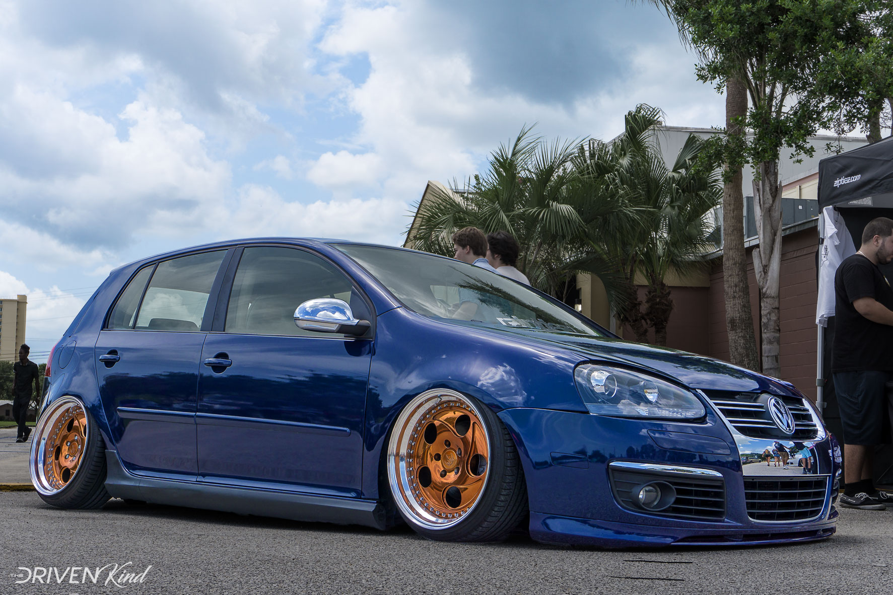 VW MK4 Daily Driven Inc. Presents Florida's Finest Melbourne FL Auditorium coverage by The Driven Kind