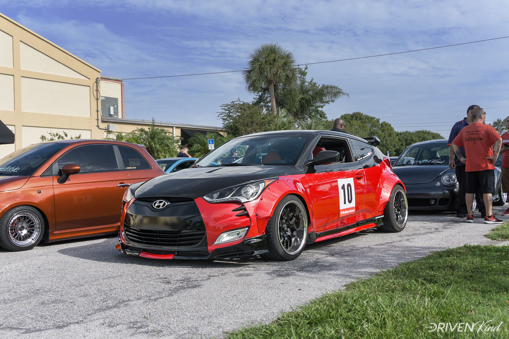 Hyundai Veloster Daily Driven Inc. Presents Florida's Finest Melbourne FL Auditorium coverage by The Driven Kind