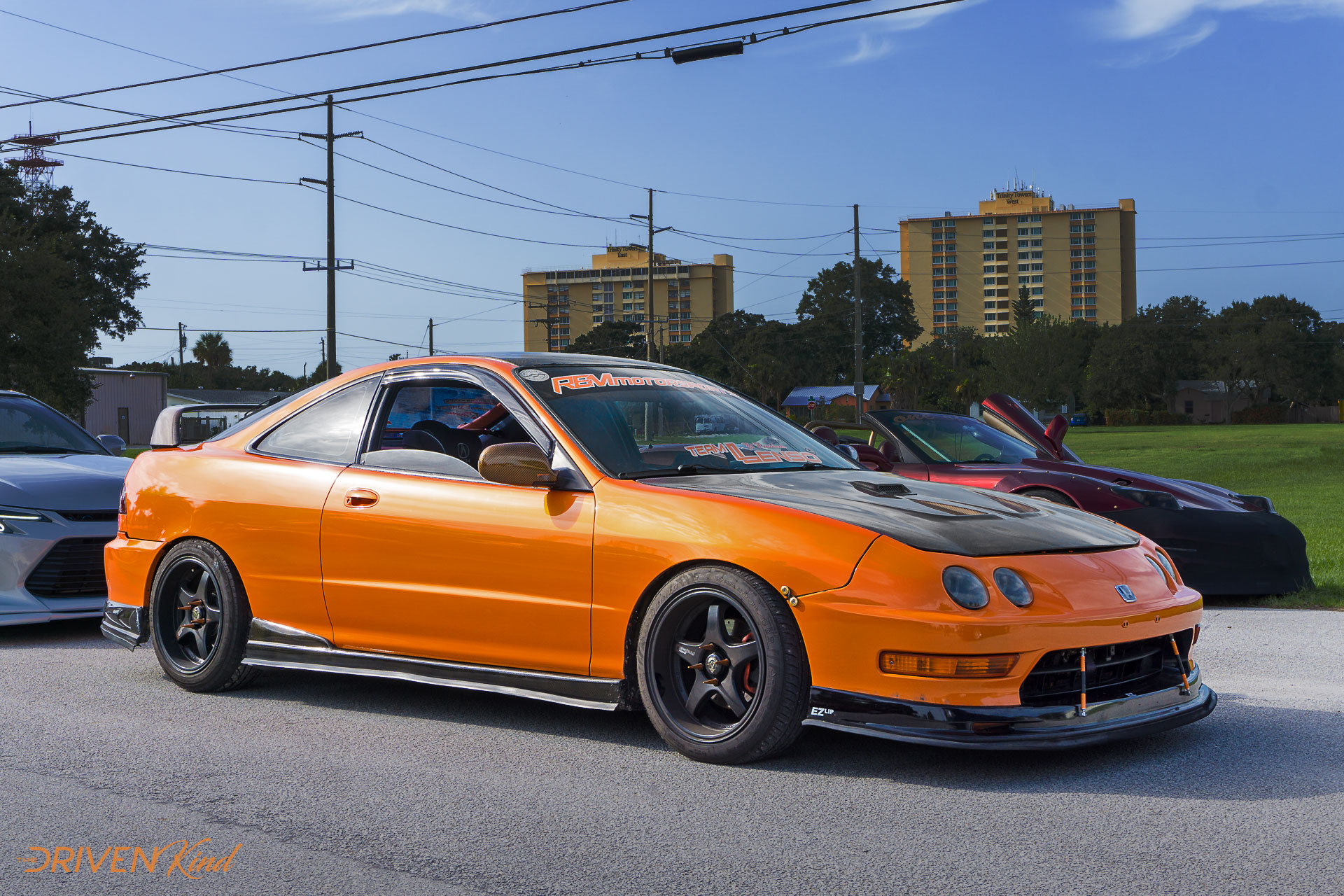 Acura Integra Daily Driven Inc. Presents Florida's Finest Melbourne FL Auditorium coverage by The Driven Kind