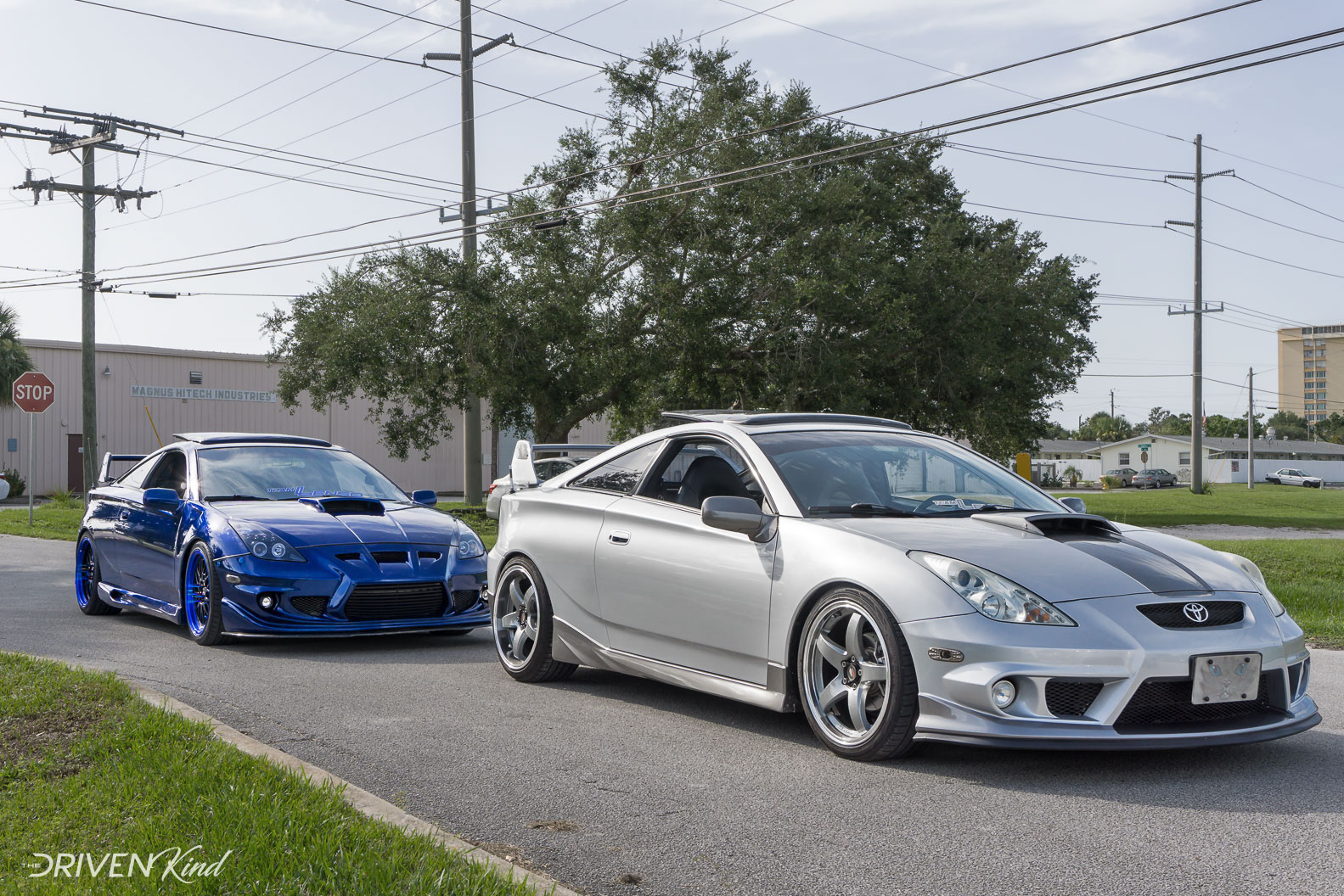 Toyota Celica Daily Driven Inc. Presents Florida's Finest Melbourne FL Auditorium coverage by The Driven Kind